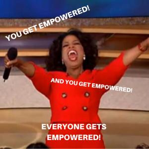 Oprah Everyone image